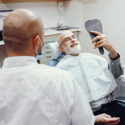 Una mejor calidad de vida con implantes dentales